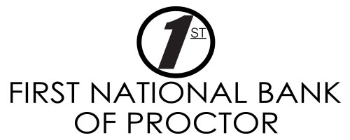 First National Bank of Proctor